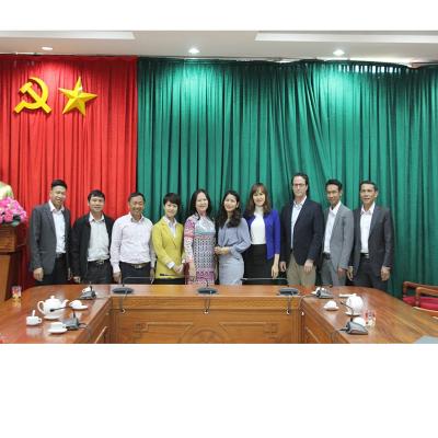 Đại Diện Tổ Chức 4C Services Đến Thăm Và Làm Việc Tại Tỉnh Đắk Lắk