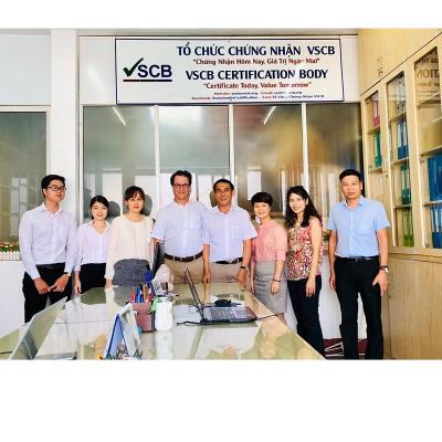 Đại Diện Tổ Chức 4C Services Đến Thăm Và Làm Việc Tại VSCB