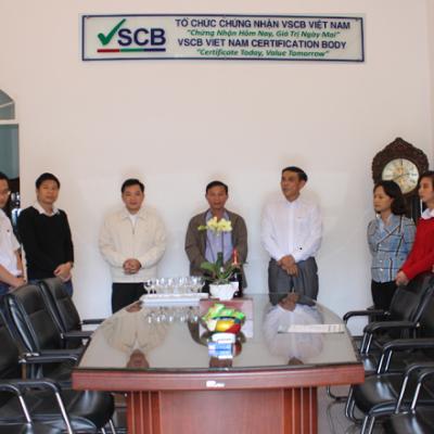 Lãnh Đạo UBND Tỉnh Đắk Nông Đến Thăm và Chúc Mừng Năm Mới VSCB