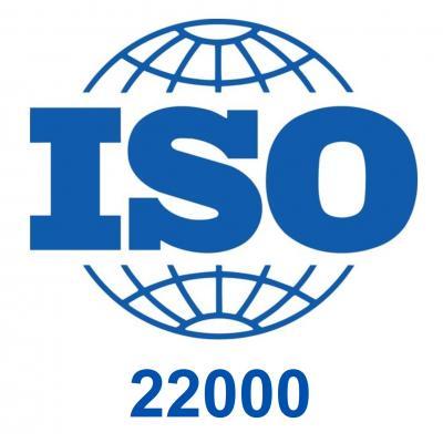 Chứng Nhận ISO 22000/HACCP
