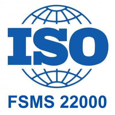 ISO 22000/HACCP Certification